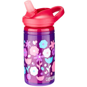 CamelBak Eddy+ Insulated Trinkflasche 400ml Kinder flower power